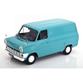 FORD TRANSIT MKI DELIVERY VAN 1965 TURQUOISE