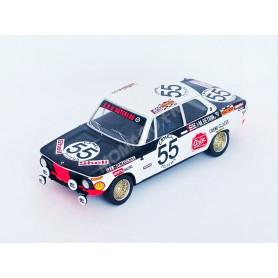 BMW 2002 55 ROBERT DEROM/JEAN-MARIE DETRIN 24H SPA 1972