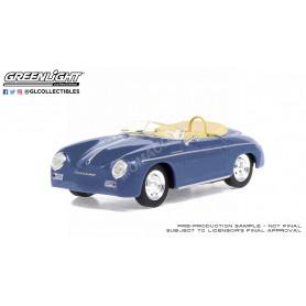 PORSCHE 356 SPEEDSTER 1958 BLEUE