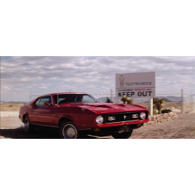 """FORD MUSTANG MACH I """"JAMES BOND 007 - DIAMONDS ARE FOREVER (1971)"""""""
