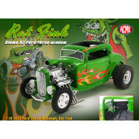 "FORD HOT ROD 1932 ""RAT FINK"""