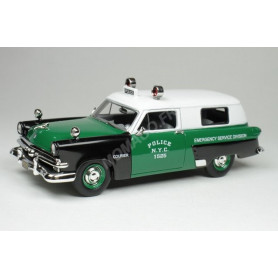 "FORD COURIER 1952 ""NYPD - NEW YORK POLICE DEPARTMENT / EMERGENCY NATIONAL DIVISION"""