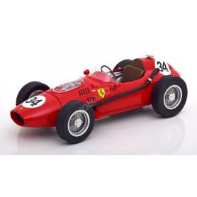 FERRARI DINO 246 F1 34 MUSSO GRAND PRIX DE MONACO 1958