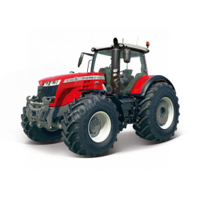 MASSEY FERGUSON 8740S - TRACTEUR A FRICTION