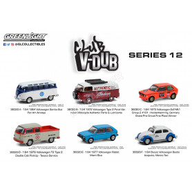 COFFRET 6 CLUB VEE-DUB - SERIES 12