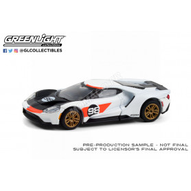 FORD GT 98 HERITAGE EDITION 2021 KEN MILES AND LLOYD RUBY 1966 DAYTONA MKII TRIBUTE