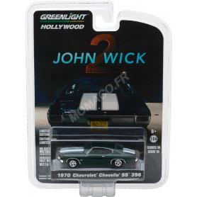 """CHEVROLET CHEVELLE SS 396 1970 """"JOHN WICK (2014)"""""""