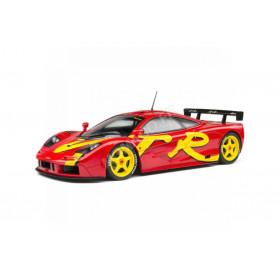 MCLAREN F1 GTR SHORT TAIL 1996 ROUGE