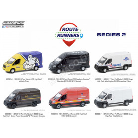 """COFFRET 6 """"ROUTE RUNNERS"""" - SERIES 2"""
