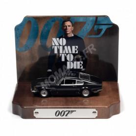 "ASTON MARTIN V8 ""JAMES BOND 007 - MOURIR PEUT ATTENDRE (2021)"""