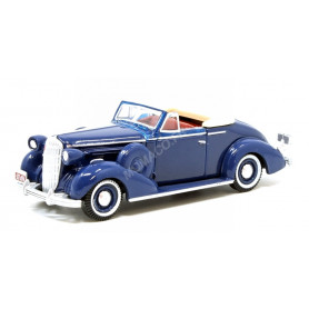 BUICK SPECIAL COUPE CABRIOLET 1936 BLEUE