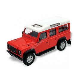 LAND ROVER SERIES III 109 ROUGE