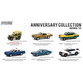 COFFRET 6 ANNIVERSARY COLLECTION - SERIES 12