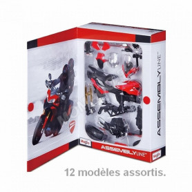 "DISPLAY DE 12 PIECES : MOTOS ""KIT"""