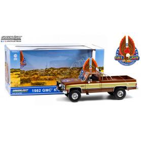 "GMC K-2500 SIERRA GRANDE WIDESIDE 1982 ""L'HOMME QUI TOMBE A PIC (1981-1986)"""
