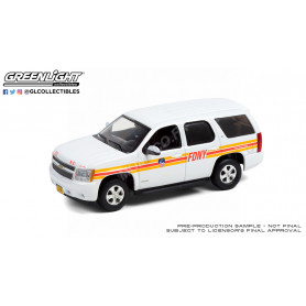 "CHEVROLET TAHOE 2011 ""FDNY - THE OFFICIAL FIRE DEPARTMENT OF NEW-YORK"""