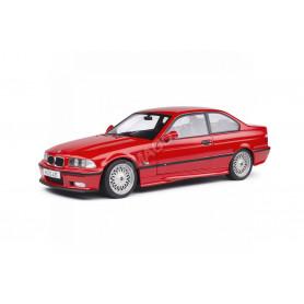 BMW E36 COUPE M3 1994 ROUGE (RETARDE)