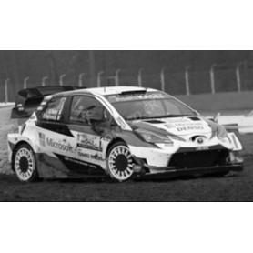 TOYOTA YARIS WRC 17 OGIER/INGRASSIA RALLYE DE MONZA 2020