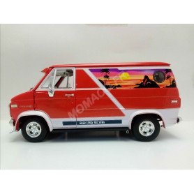 "CHEVROLET G-SERIES VAN 1976 ""GOOD TIME MACHINE"""