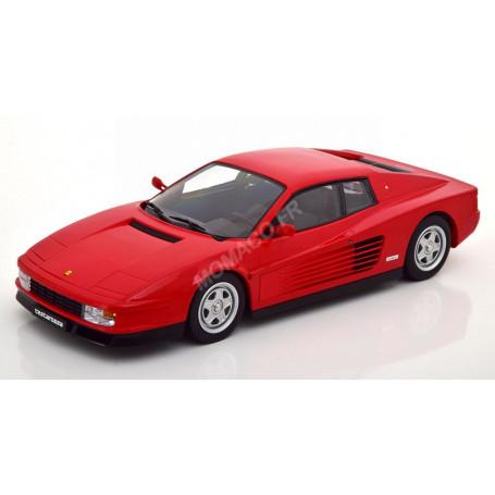Ferrari Testarossa 1986 Rouge