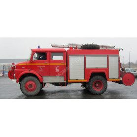 "MERCEDES-BENZ 1313 ROCHER FPT SDIS ""57 - WALSCHEID"""