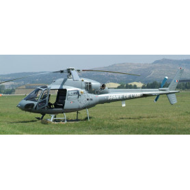 AEROSPATIALE AS 555 FENNEC 2 ARMEE DE L'AIR FRANCAISE GRIS/BLEU