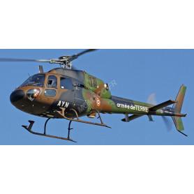 AEROSPATIALE AS 555 FENNEC 2 ARMEE DE TERRE FRANCAISE CAMOUFLAGE OTAN