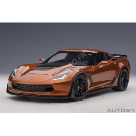 CHEVROLET CORVETTE C7 Z06 2014 ORANGE