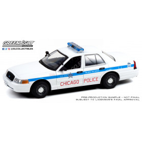 """FORD CROWN VICTORIA POLICE INTERCEPTOR 2008 """"CITY OF CHICAGO POLICE DEPARTMENT"""""""
