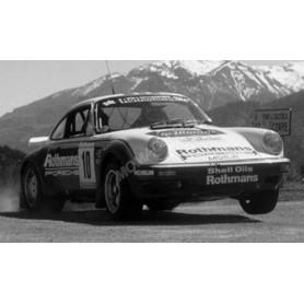 PORSCHE 911 SC/RS 10 BEGUIN/LENNE TOUR DE CORSE 1985