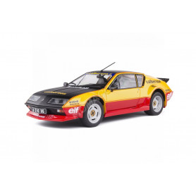 """RENAULT ALPINE A310 PACK GT 1983 """"CALBERSON EVOCATION"""" (EPUISE)"""