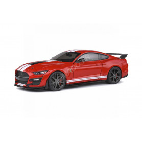 FORD MUSTANG GT500 FAST TRACK 2020 ROUGE