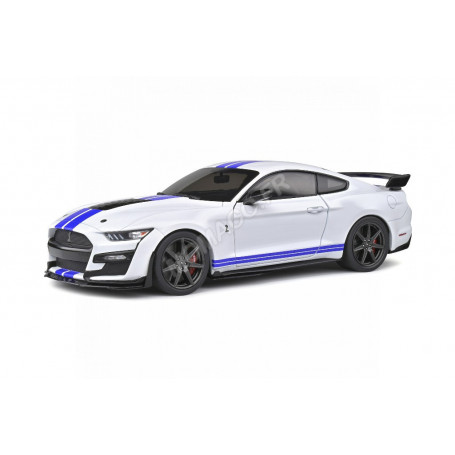 FORD MUSTANG GT500 FAST TRACK 2020 BLANC