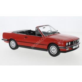 BMW 3ER (E30) CABRIOLET 1985 ROUGE