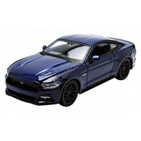 FORD MUSTANG GT 2015 BLEUE