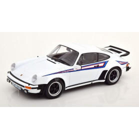PORSCHE 911 (930) 3.0 TURBO 1976 BLANC BANDES MARTINI