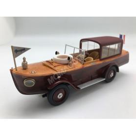 PEUGEOT 177 MOTORBOAT CAR 1925 AVEC CABINE