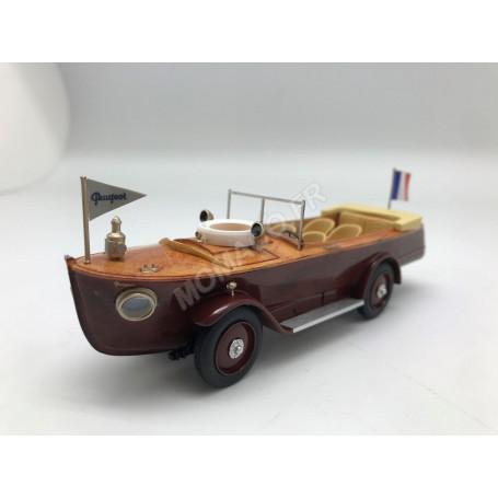 PEUGEOT 177 MOTORBOAT CAR 1925 TORPEDO