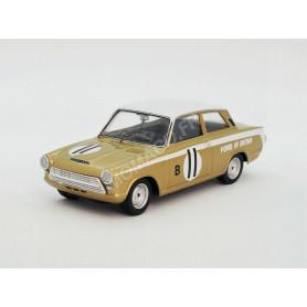 FORD CORTINA GT 11 HENRY TAYLOR/JIMMY BLUMER 12 H MARLBORO 1963 2ND
