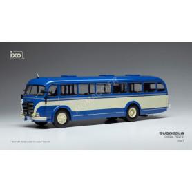 SKODA 706 RO 1947 BLANC/BLEU