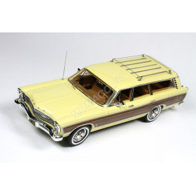 """FORD COUNTRY SQUIRE 1967 JAUNE """"SPRINGTIME YELLOW"""""""