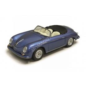 PORSCHE 356 SPEEDSTER BLEUE