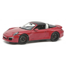 PORSCHE 911 CARRERA 4 GTS TARGA (991.1) ROUGE