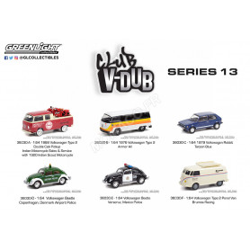 COFFRET 6 CLUB VEE-DUB - SERIES 13