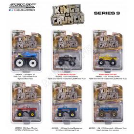COFFRET 6 KINGS OF CRUNCH - SERIES 9 (EPUISE)