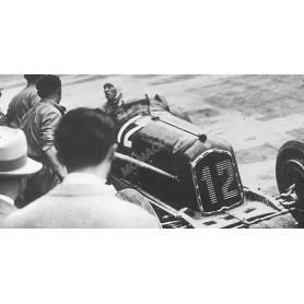 ALFA ROMEO P3 12 FAGIOLI GRAND PRIX ITALIE 1933 1ER