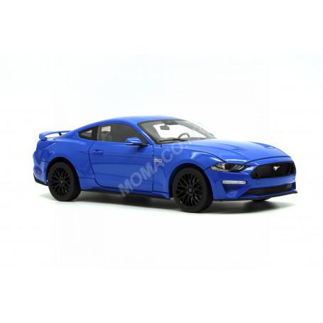 FORD MUSTANG GT 2019 BLEUE KONA