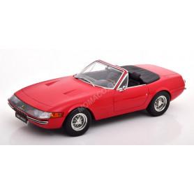 FERRARI 365 GTS DAYTONA SPYDER 1969 ROUGE
