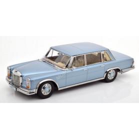 MERCEDES-BENZ 600 SWB W100 1963 BLEUE