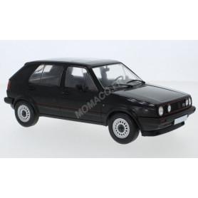 VOLKSWAGEN GOLF II GTI 5-TRG 1984 NOIRE